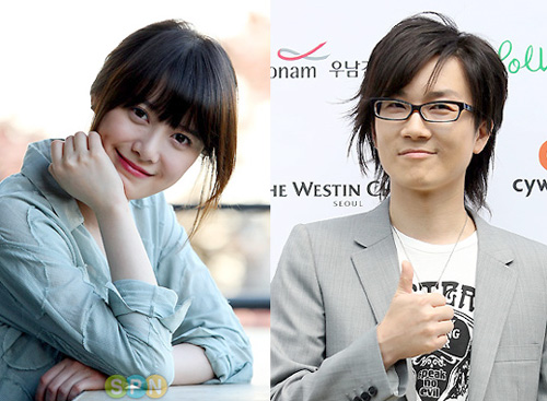Lee Ji Ah and Seo Tae Ji