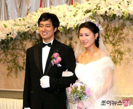 Park Hae Il and Seo Yoo Seon