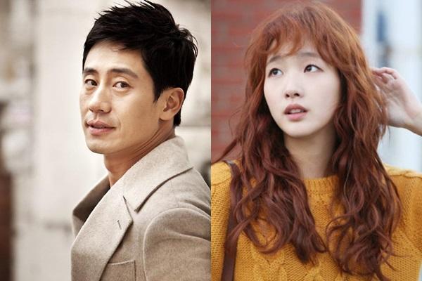 kim Eun Go e Shin Ha Kyun