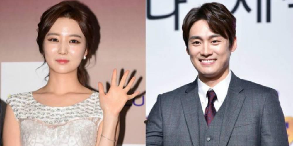 Oh Sang Jin e Kim So Young