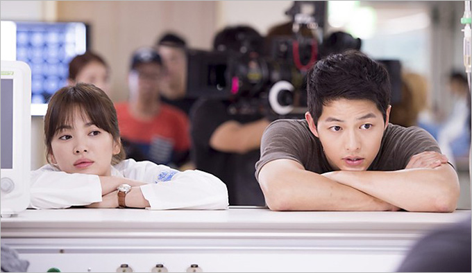 Song Hye Kyo e Song Joong Ki