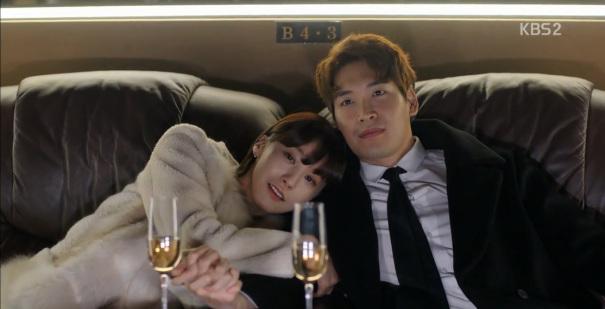 Im Woo Sik e Oh Soo Jin