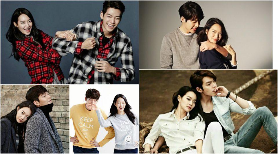 Kim WooBin e Shin Min Ah