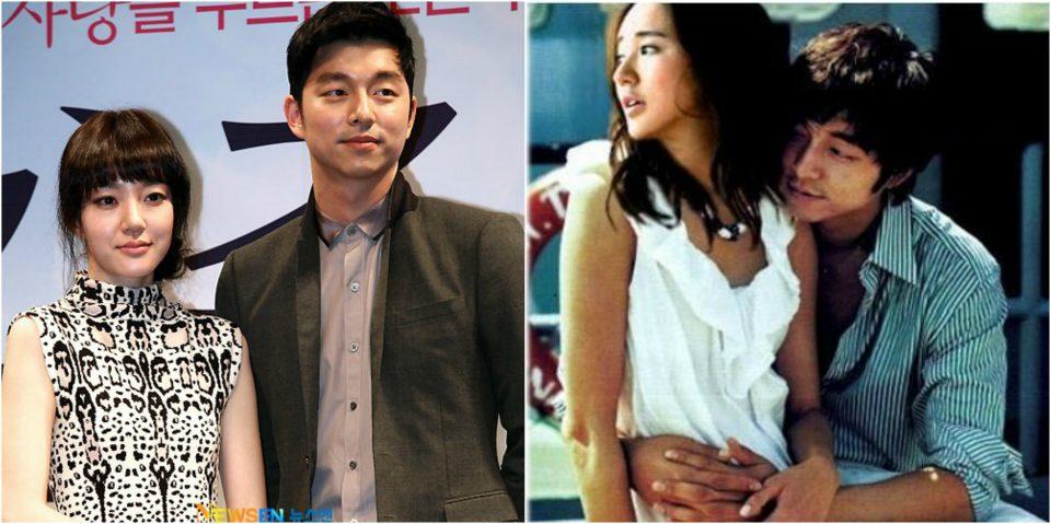 1. Goong Yoo e Im Soo Jung 2. Gong Yoo e Yoon Eun-hye