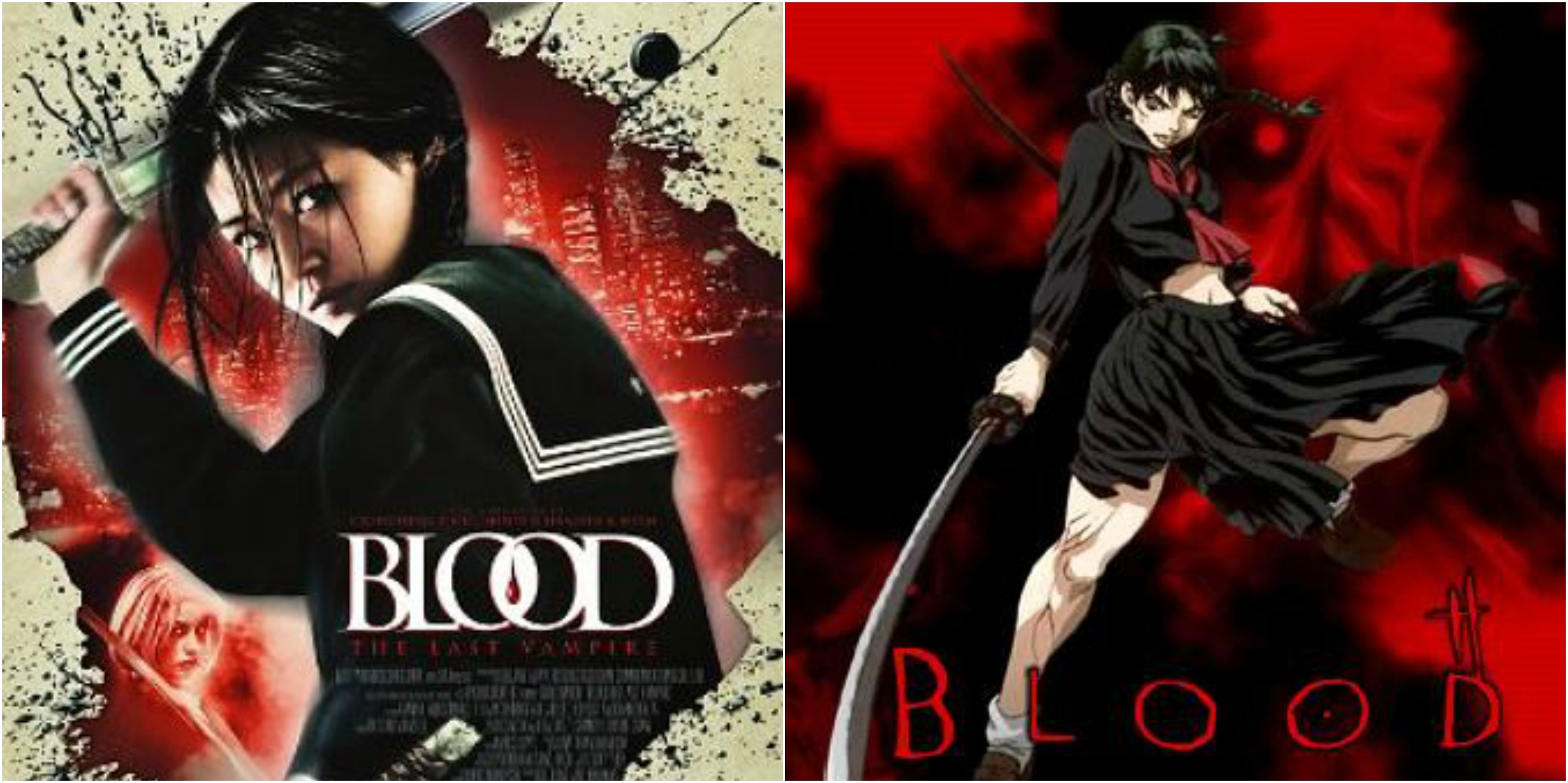 Blood The Last Vampire