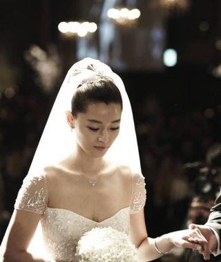 Jun Ji Hyun Sposa